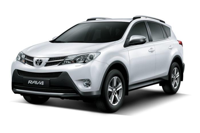 Прокат Toyota RAV4 2.0  (АКП)