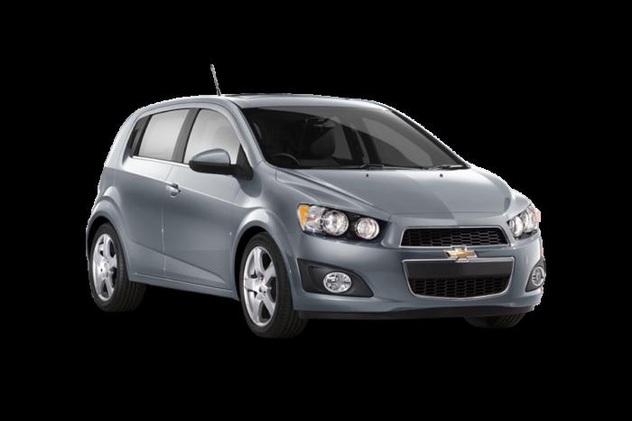 Chevrolet Aveo hatchback (АКП)
