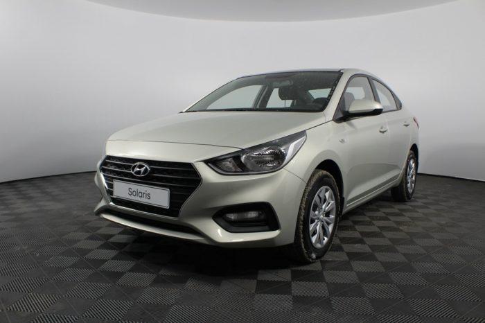 Hyundai Solaris 2018 (АКП)
