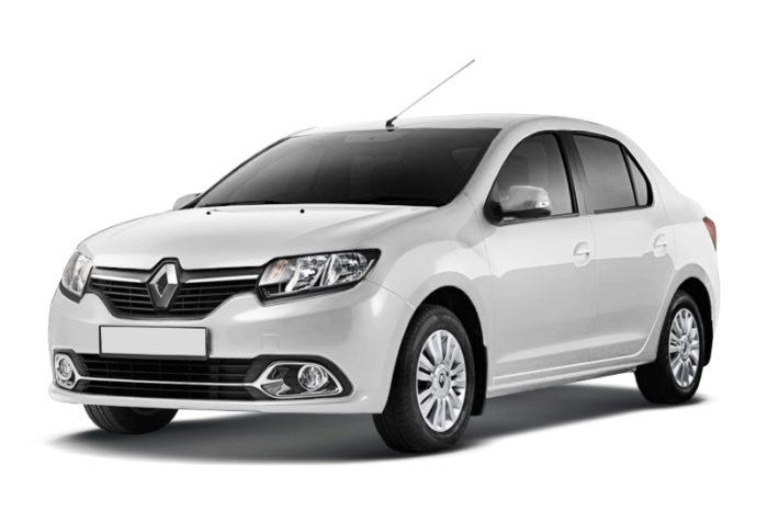 Renault Logan II (МКП)