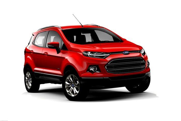 Прокат Ford EcoSport 1.6 (АКП)