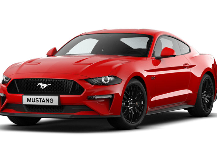 Ford Mustang Coupe 2016 (АКП)
