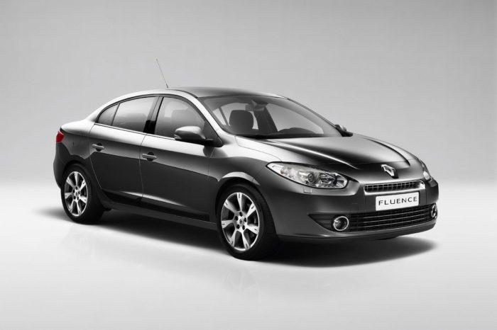 Прокат Renault Fluence 1.6 (МКП)