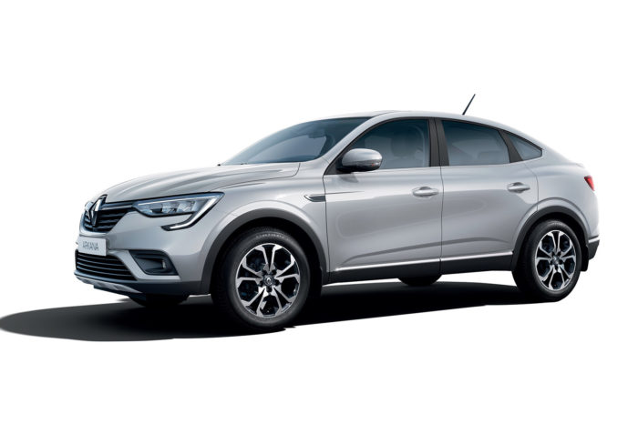 Renault Arkana (АКП)